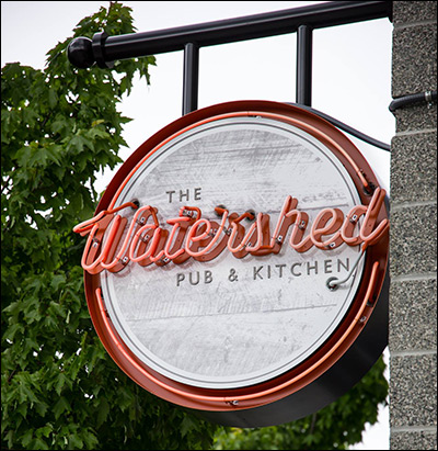 Watershed Pub & Kitchen